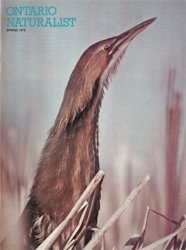 ON Nature Spring 1979 cover