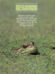 ON Nature Magazine Spring 1983 cover