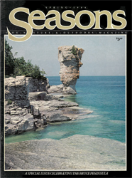 ON Nature Spring 1984 cover