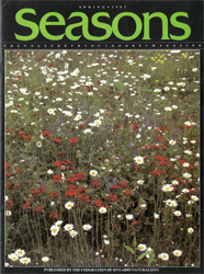 ON Nature Spring 1985 cover