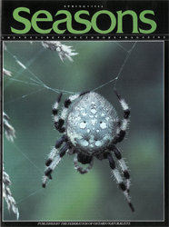 ON Nature Magazine Spring 1986 cover