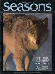ON Nature Spring 1989 cover