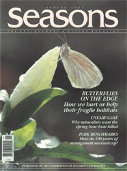 ON Nature Spring 1993 cover