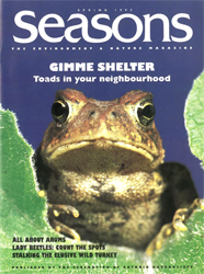 ON Nature Spring 1995 cover