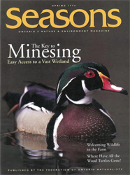 ON Nature Spring 1996 cover