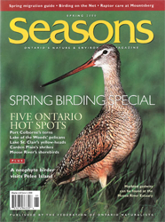 ON Nature Magazine Spring 2000 cover