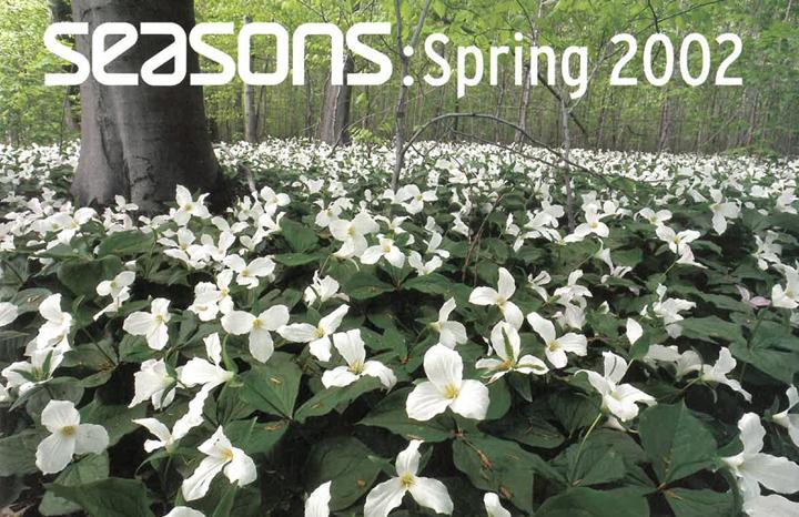 Seasons Magazine Spring 2002