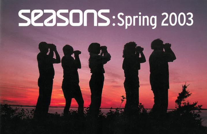 Seasons Magazine Spring 2003