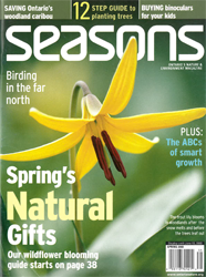 ON Nature Spring 2003 cover