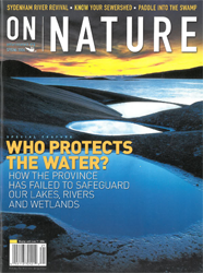 ON Nature Spring 2004 cover