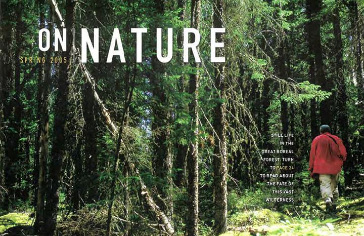 ON Nature Magazine Spring 2005