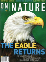 ON Nature Magazine Spring 2005 cover