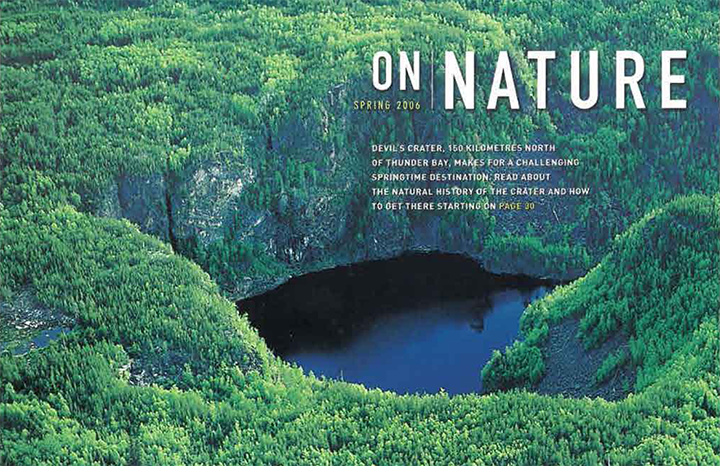 ON Nature Magazine Spring 2006