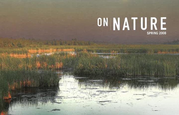 ON Nature Magazine Spring 2008