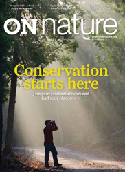 ON Nature Magazine Spring 2013 cover