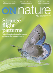 ON Nature Magazine Summer 2013 cover