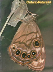 ON Nature Magazine June 1972 cover