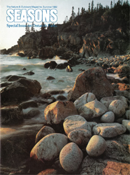 ON Nature Summer 1982 cover