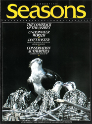 ON Nature Magazine Summer 1986 cover