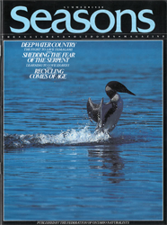 ON Nature Summer 1988 cover