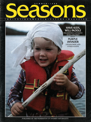 ON Nature Summer 1989 cover