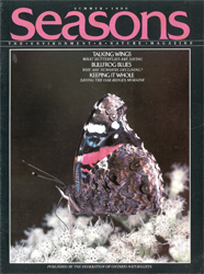 ON Nature Summer 1990 cover