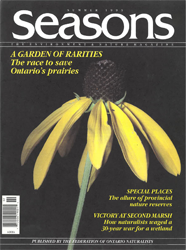 ON Nature Summer 1993 cover
