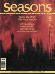 ON Nature Summer 1994 cover
