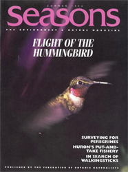 ON Nature Summer 1995 cover