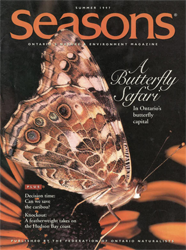 ON Nature Magazine Summer 1997 cover
