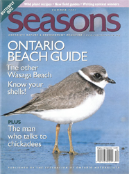 ON Nature Summer 2001 cover