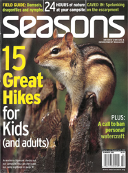 ON Nature Summer 2002 cover