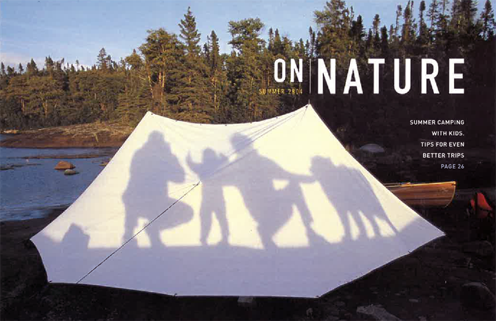 ON Nature Magazine Summer 2004