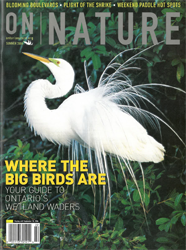 ON Nature Summer 2004 cover
