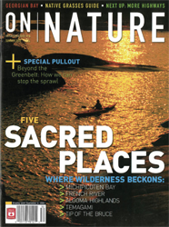ON Nature Summer 2005 cover