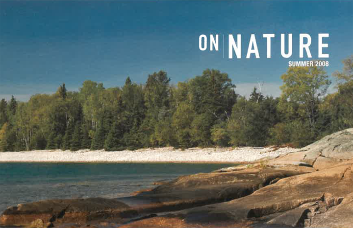 ON Nature Magazine Summer 2008