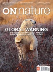 ON Nature Magazine Winter 2009 cover