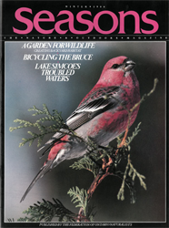 ON Nature Magazine Winter 1986 cover