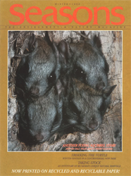 ON Nature Magazine Winter 1990 cover