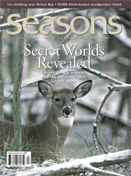 ON Nature Magazine Winter 1999 cover
