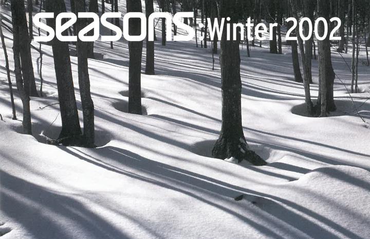 Seasons Magazine Winter 2002