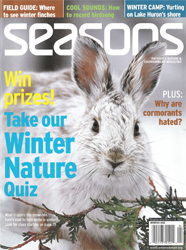 ON Nature Magazine Winter 2002 cover