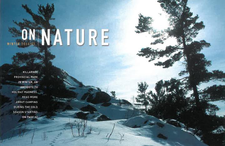 ON Nature Magazine Winter 2004