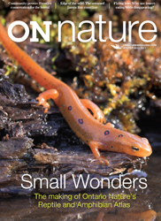 ON Nature Magazine Winter 2010 cover