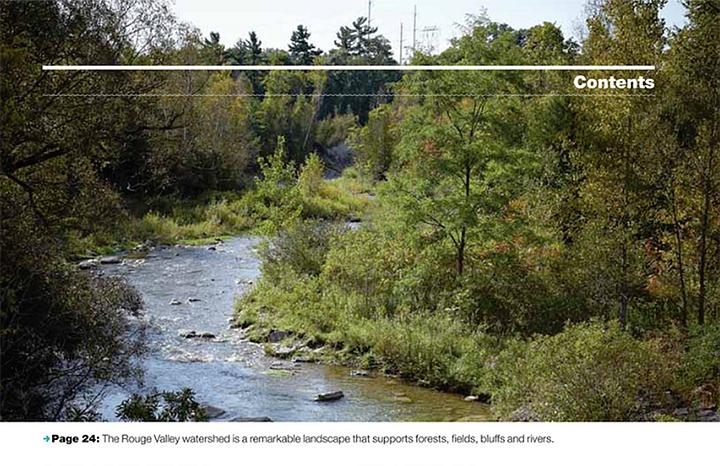 ON Nature Magazine Winter 2012