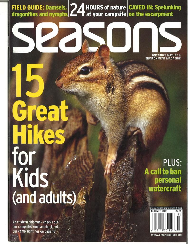 Seasons Cover 2002